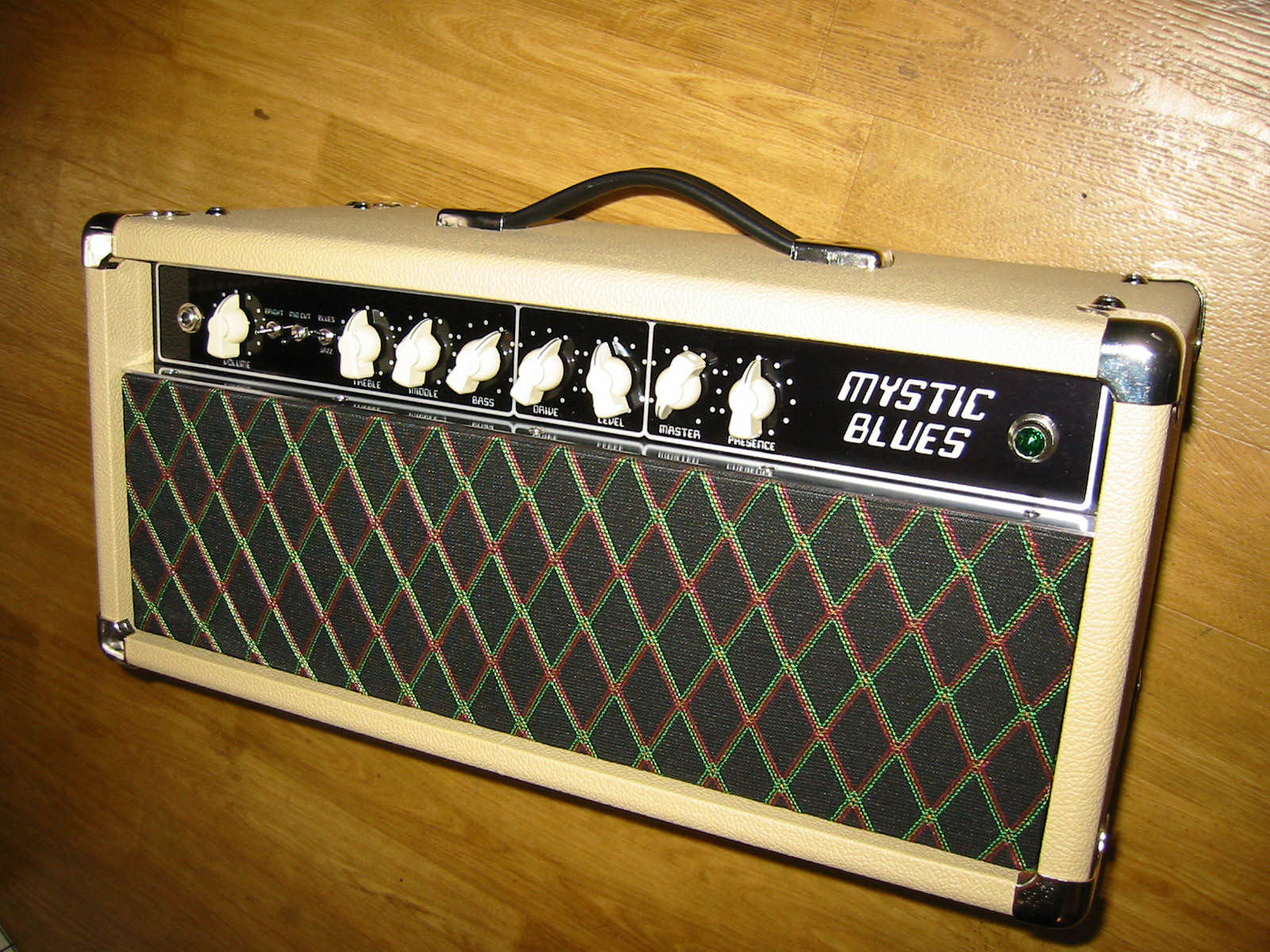 Mystic Blues 50